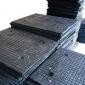 河北德纯 生产厂家  橡胶陶瓷衬板   三合一陶瓷衬板   二合一陶瓷衬板 耐磨陶瓷衬板  氧化铝陶瓷衬板  厂家直销